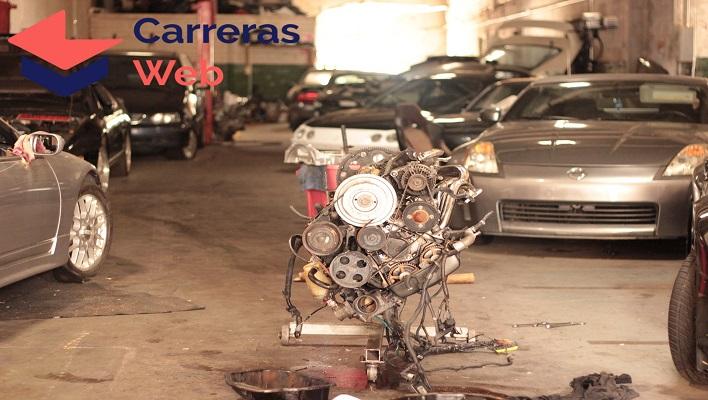 Mecánica de automoviles