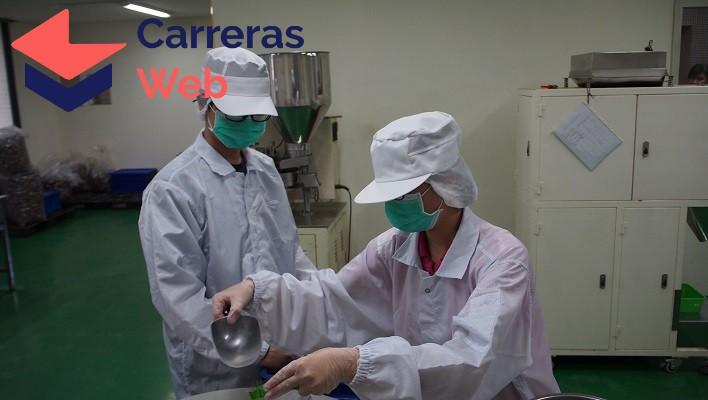 Curso ingeniería de alimentos en México