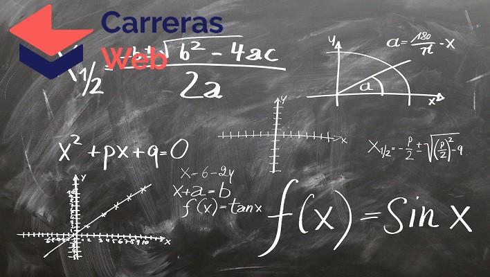Licenciatura de matemáticas en México.